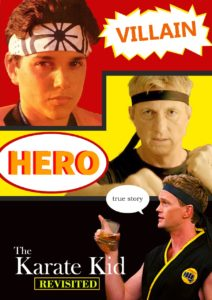 The Karate Kid Revisited Poster